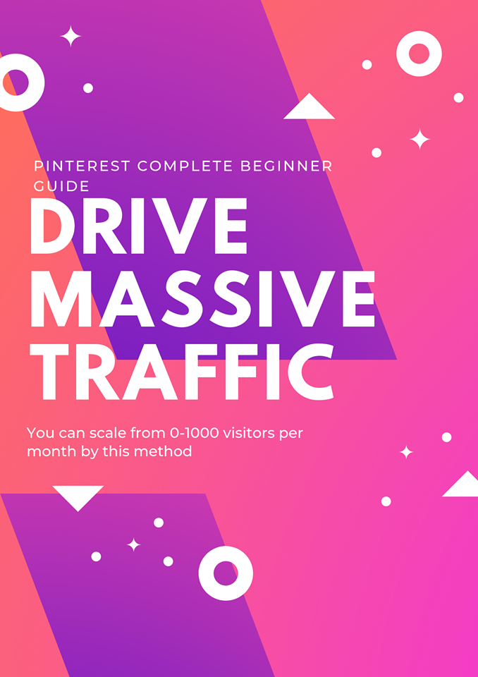 Drive Massive Traffic Using Pinterest