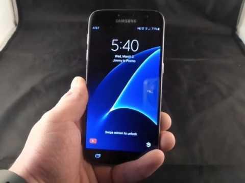 Galaxy S7 Moisture