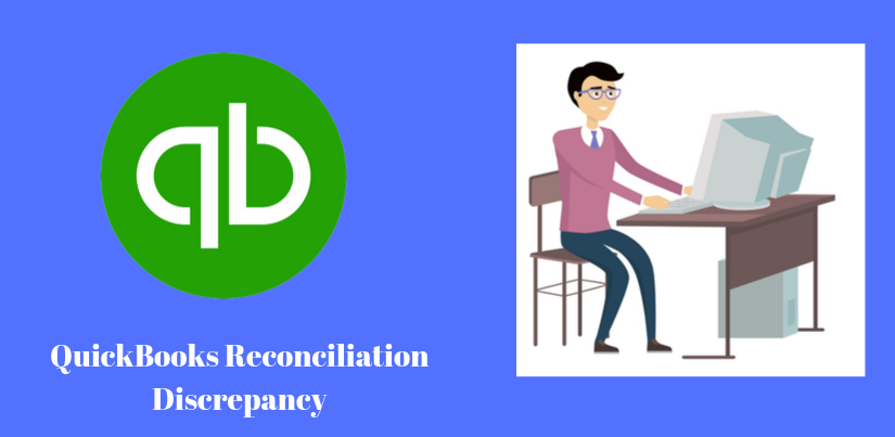 How To Fix QuickBooks Reconciliation Discrepancy