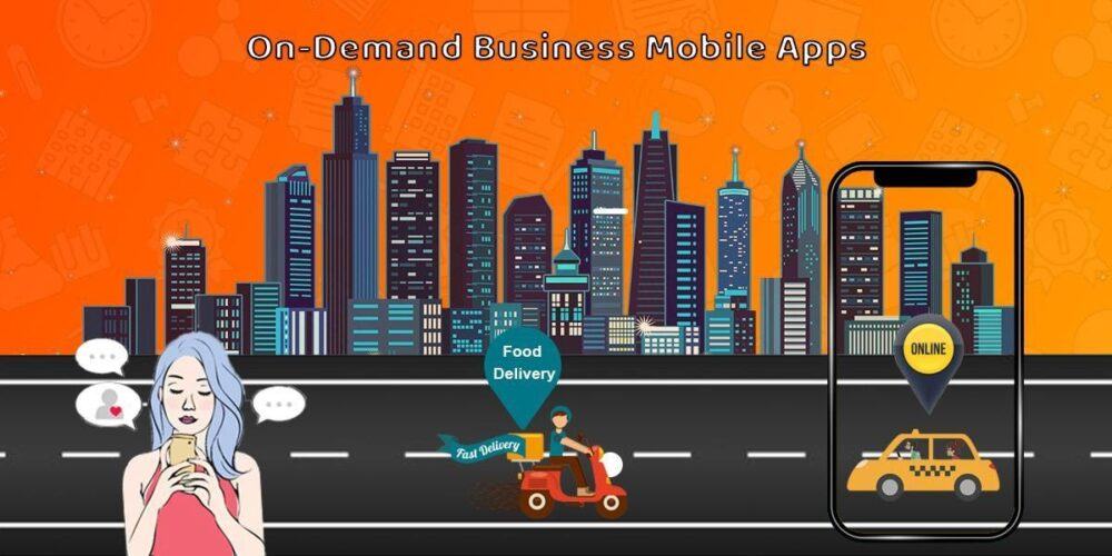 On-Demand Business Mobile Apps