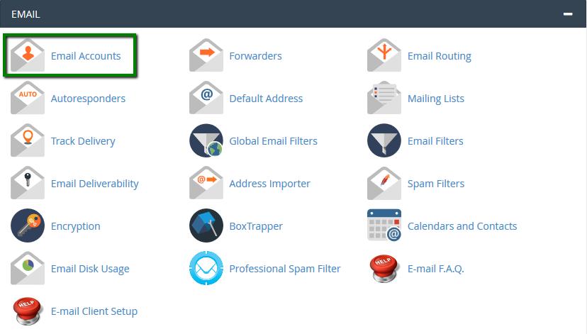 namecheap webmail cpanel