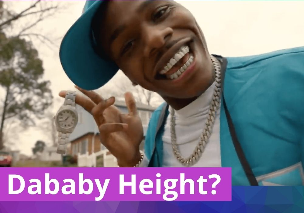 Dababy Height