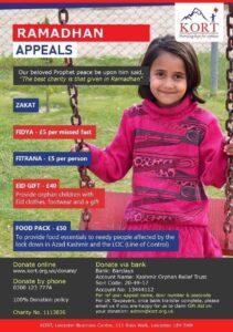 Kashmir Orphan Relief Trust