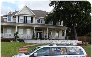 home inspection dallas