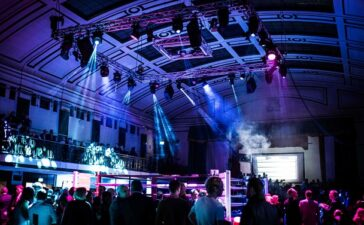 Event Production London
